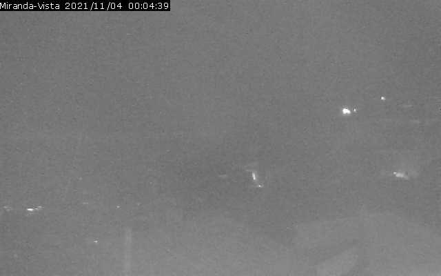 Webcam Miranda IS - Vista a SW sul paese